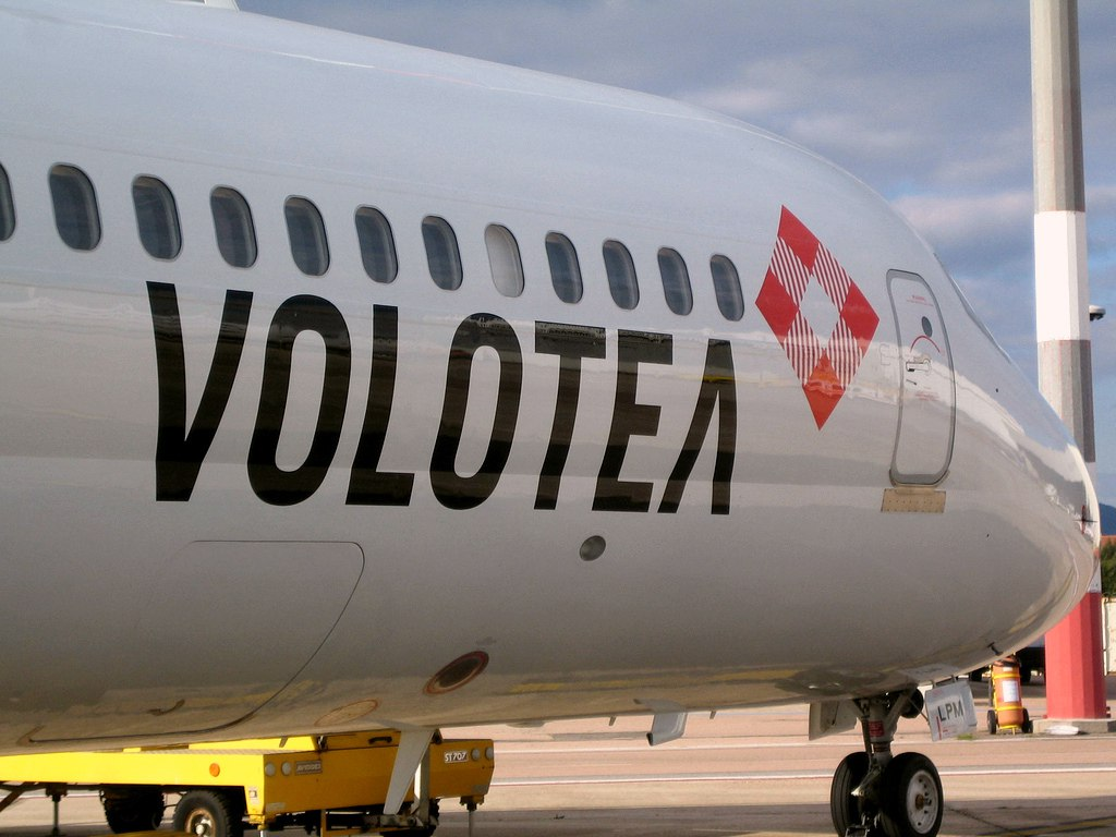 Распродажа у Volotea: билеты на перелеты по Европе от 1 евро