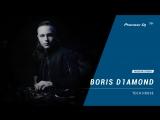BORIS D1AMOND [ tech house ] @ Pioneer DJ TV | Moscow