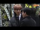 故 샤이니 종현 빈소, 샤이니 키·엑소·슈퍼주니어·소녀시대·신세경 영원히 기억될 빛나는 종현이 - YouTube_2