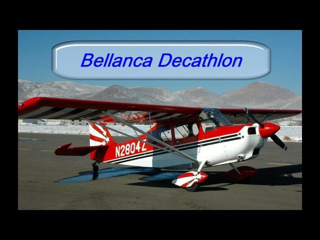 Чертежи Bellanca Decathlon 132