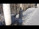ЧП Ачинск  сводки чп ул.Свердлова - мостик через речку