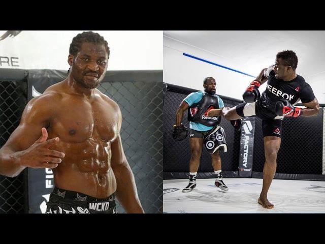 Самый устрашающий нокаутер UFC - Франсис Нганну