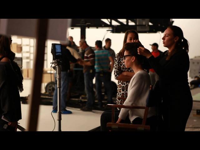 Lycra Moves You - GLASSWORKS (Making of video)