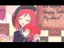 【MMDラブライブ!】『ハロー、ミスターチョコレート / Hello, Mr. Chocolate』by 西木野真