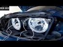 Установка ангельских глазок CCFL на BMW e46