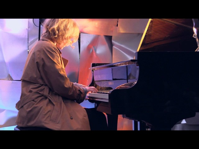 Саша Елина (Бауманский сад, Piano Lab Stage, 10.09.16)