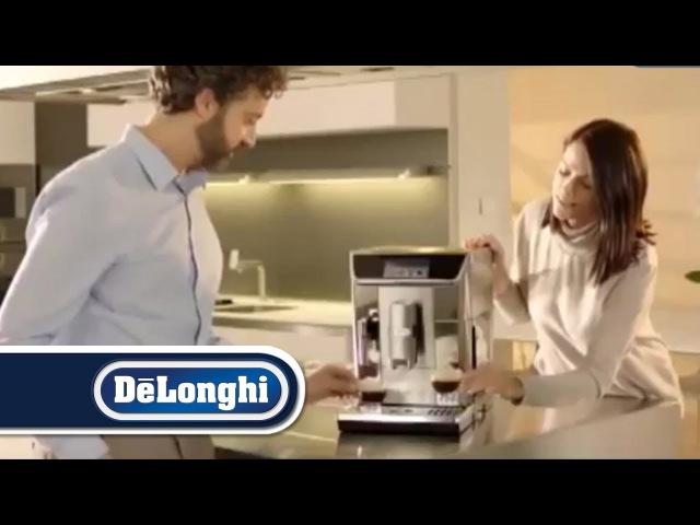 Máquinas de Café Superautomáticas De'Longhi | Anúncio TV