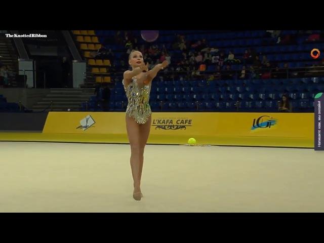 Polina Orlova ball EF 2018 Kiev Deriugina Grand Prix