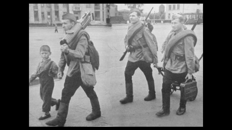 Великая Отечественная: Миф про одну винтовку на троих