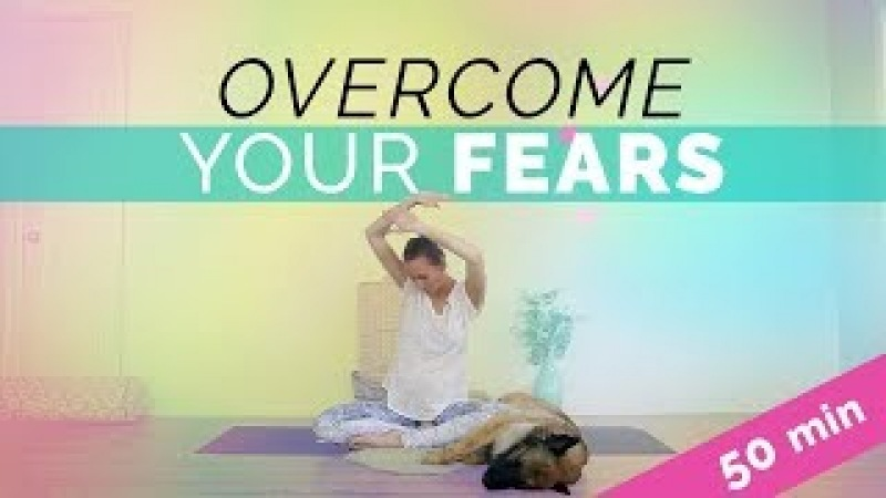 Release Overcome your Fears Kundalini Yoga Kriya (50-min)