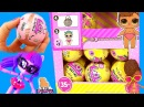 ❤️ЗОЛОТОЙ ШАР ЛОЛ! КОНКУРС! КУКЛЫ ЛОЛ! Май Литл Пони Мультик - Видео для Детей - Игрушки