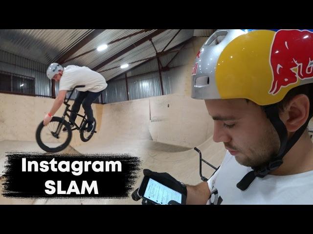 Instagram SLAM Костя Андреев Боря Галас Артем Агарков BMX