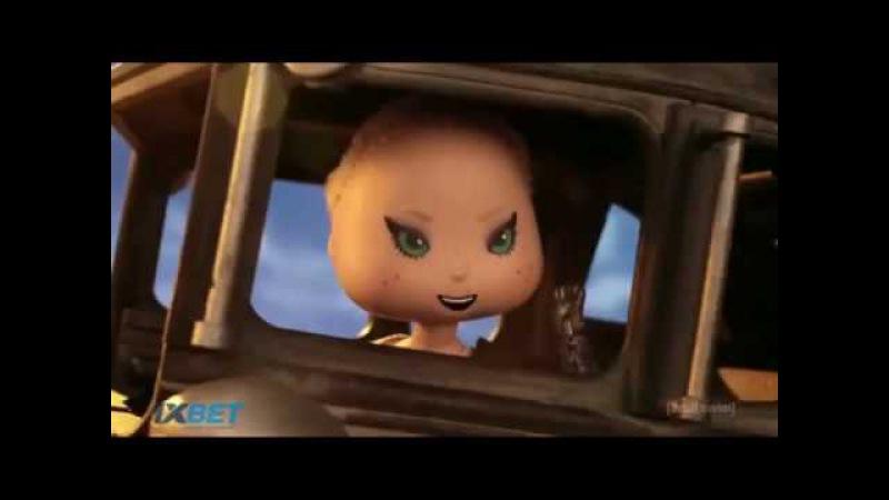 робоцып 9 сезон 2 серия Robot Chicken 9 season 2 series NEW