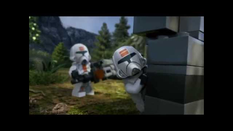 Sith Sled - LEGO Star Wars - Episode 4 Part 2