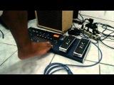 WDSON CALMON TESTANDO Vox tonelab SE + Cort CR 250 + Crate