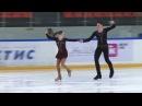 Анастасия Мишина/Александр Галлямов, ПП, Финал Кубка России 2018
