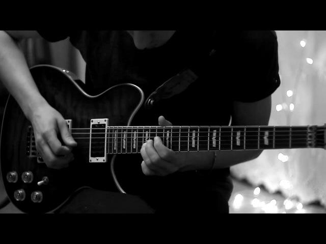 LIMP BIZKIT | Behind Blue Eyes [Solo Guitar Metal Cover]