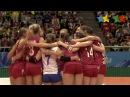 VOLLEYBALL Women's Gold medal Match RUS 3 vs UKR 0 - 28th Summer Universiade 2015 Gwangju (KOR)