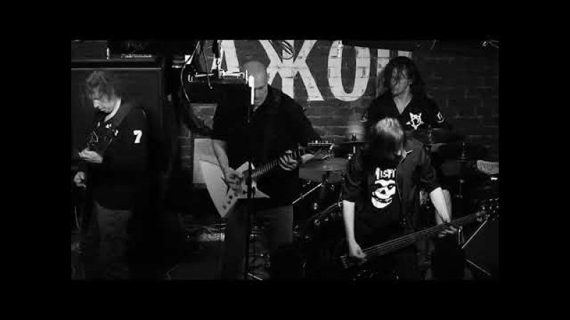 DSL - Fade To Black (Metallica Tribute, Бар Мажор, Калуга, 210118)