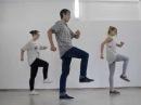 Hip Hop dance lesson 2Step 5g's Al Bee