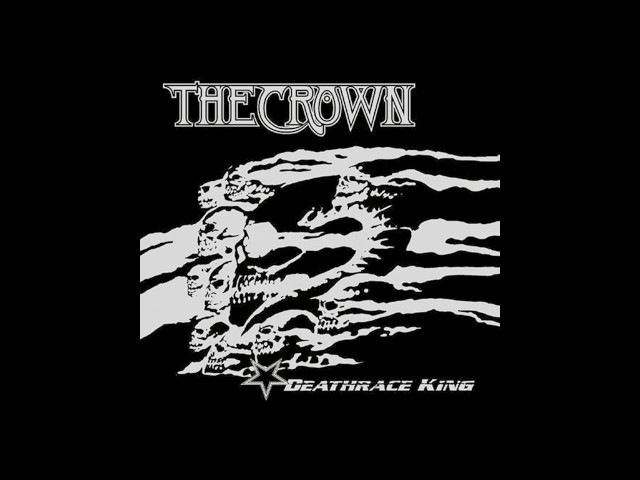 The Crown - (2000) Deathrace King [FULL ALBUM]