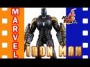 Фигурка Железный Человек Марк 25 Страйкер Iron Man Mark XXV Striker Hot Toys
