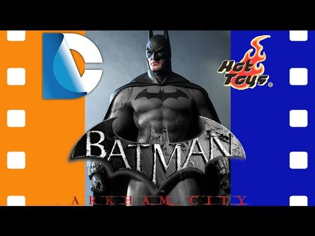 Фигурка Бэтмен Аркхэм Сити | Arkham City Batman Hot Toys