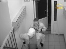 Камеры наружного наблюдения зафиксировали преступление на Театральной