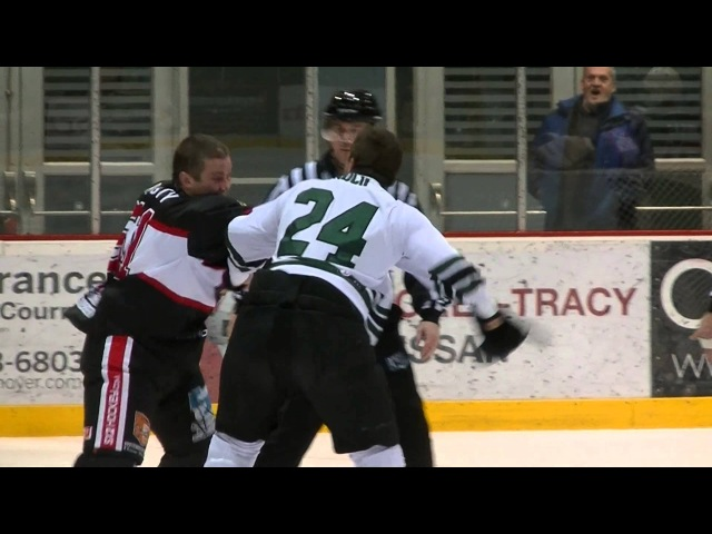 Jon Mirasty vs Gaby Roch