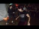 DANCEHALL показательные баттлы Настя Болотова vs Лавери