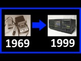 Почти ВСЕ кассетные магнитофоны СССР (1969-1999)