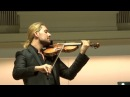David Garrett - J.S. Bach: Partita for Violin Solo N.1 in B-minor, BWV 1002 - Moscow 02.03.2015