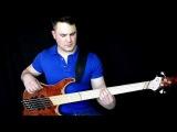 Toto Rosanna - Bass cover Dingwall Z3