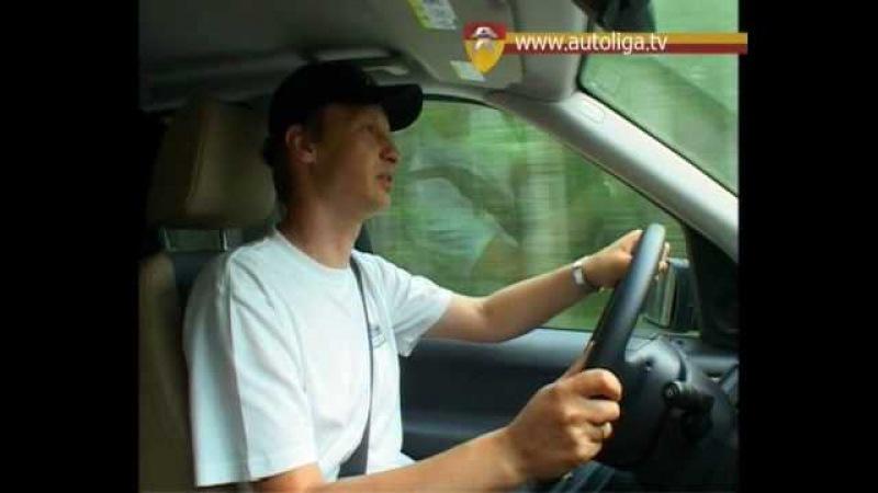 Land Rover Club на Тургояке www.autoliga.tv