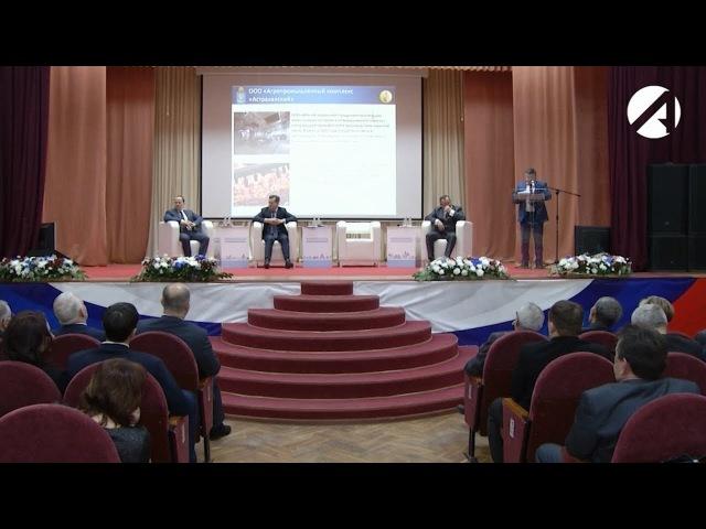 Астраханский губернатор поблагодарил аграриев за хорошую работу и обещал господдержку