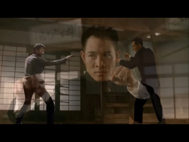 JET LI vs TONY JAA