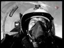 Лётчик-испытатель Роман Таскаев на МиГ-АТ (отказ СДУ)