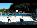 BEACH TENNIS ITF Toulouse 2011 - Final Match Best Shots