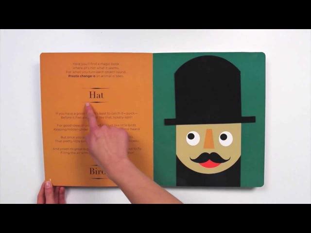 PRESTO CHANGE O By Edouard Manceau Book Demo Video