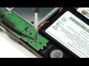 Garmin Nuvi 1300 как разобрать GPS навигатор и из чего состоит