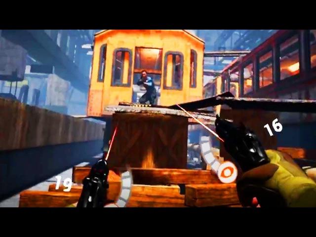 CODENAME: PHANTOM VR - Official Launch Trailer【HTC Vive, Oculus Rift】Imperia Online Ltd.