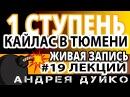 ⚜ 19 Андрей Дуйко 1 ступень ШколаКайлас в Тюмени ⚜ Эзотерика бесплатно