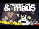 Deadmau5 reacts to his Meowingtons mau5 trailer