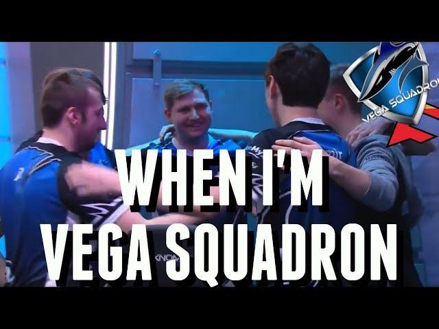 CSGO - When I'm Vega Squadron (FaZe vs Vega Squadron ELEAGUE Boston 2018)