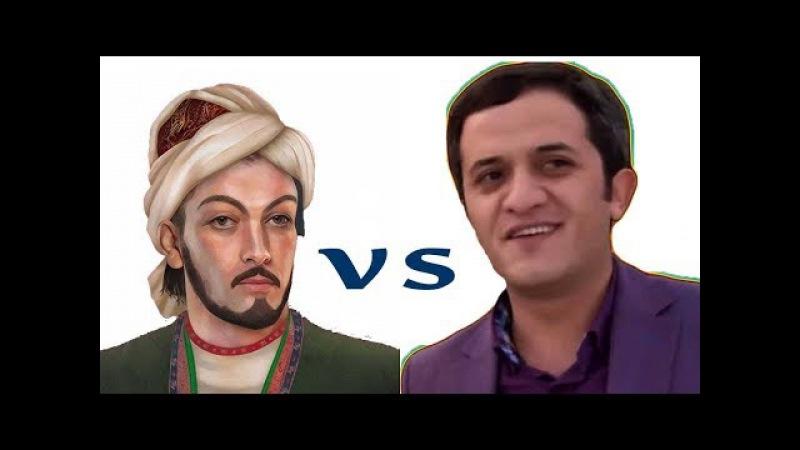 Orxan Lokbatanli Imameddin Nesiminin beyti ile sozleri mirvari kimi duzur Sah Eser Xiridar TV