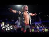AJ Styles' greatest moments WWE Top 10, Jan. 6, 2018