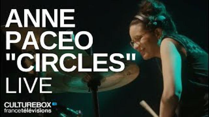 Anne Paceo joue Circles - Live @ festival Jazz sous les pommiers