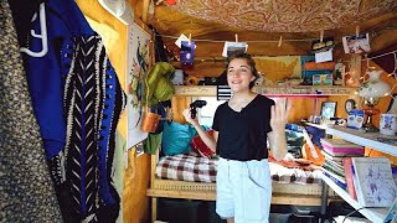 Lauren Her Simple Tiny House Fish House ~ From High School To Alaska
