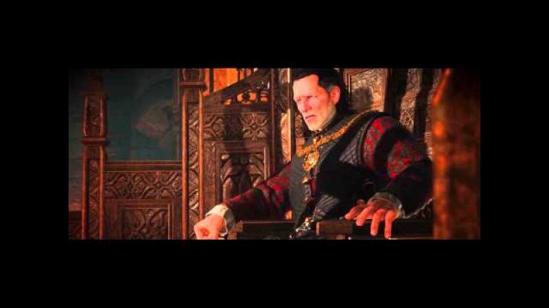 Ведьмак 3 Wild Hunt E3 2014 трейлер Sword Of Destiny ( РОССИЯ )