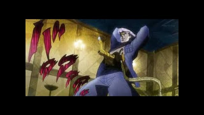 JoJos Bizarre Adventure Battle Tendency - Rudol Von Stroheim Vs Kars [Full Fight (1 of 2)] (HD)